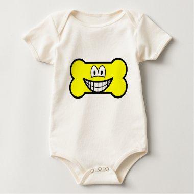 Bone smile   baby_toddler_apparel_tshirt