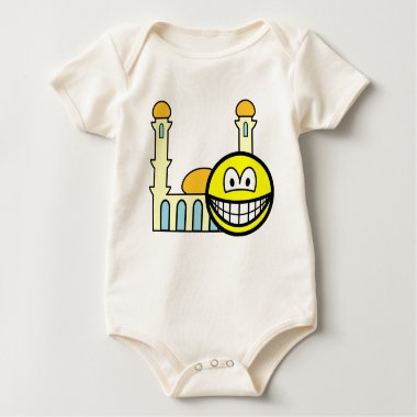 Mosque going smile   baby_toddler_apparel_tshirt