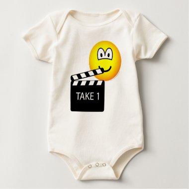 Film Marker emoticon   baby_toddler_apparel_tshirt