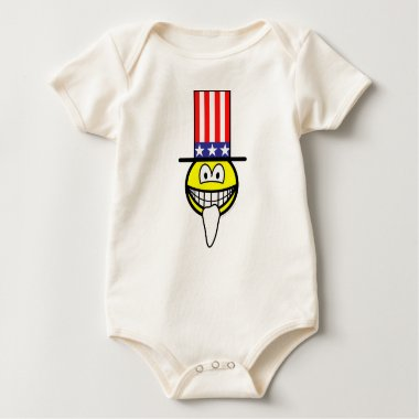 Uncle smile Join the smilies, Now!  baby_toddler_apparel_tshirt