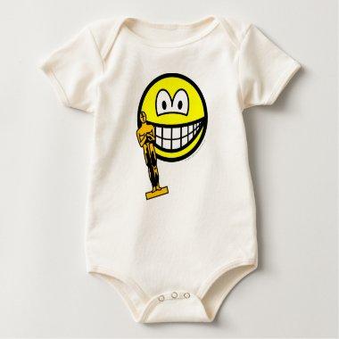 Oscar winning smile   baby_toddler_apparel_tshirt