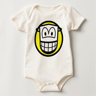 Masked smile Theatre  baby_toddler_apparel_tshirt