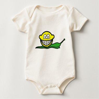 Snail smile   baby_toddler_apparel_tshirt