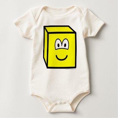 Cube buddy icon   baby_toddler_apparel_tshirt