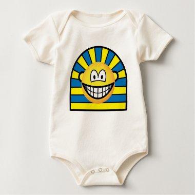 Mummy smile   baby_toddler_apparel_tshirt