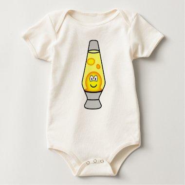 Lava lamp emoticon   baby_toddler_apparel_tshirt