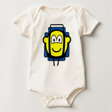 Backpacker buddy icon   baby_toddler_apparel_tshirt