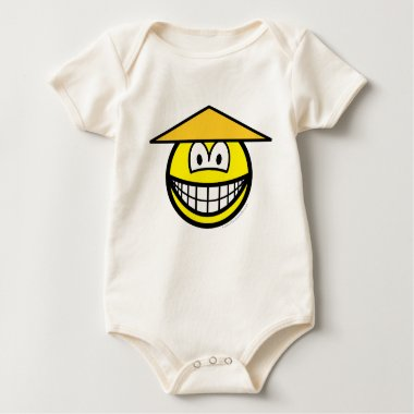 Chinese smile   baby_toddler_apparel_tshirt