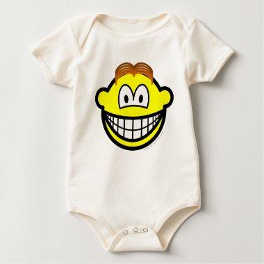 Wig smile   baby_toddler_apparel_tshirt