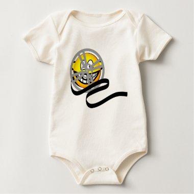 Movie reel emoticon   baby_toddler_apparel_tshirt