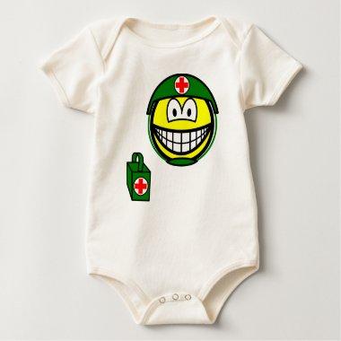 M*A*S*H smile medic  baby_toddler_apparel_tshirt