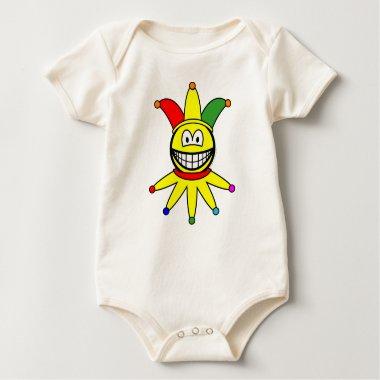 April fools smile   baby_toddler_apparel_tshirt