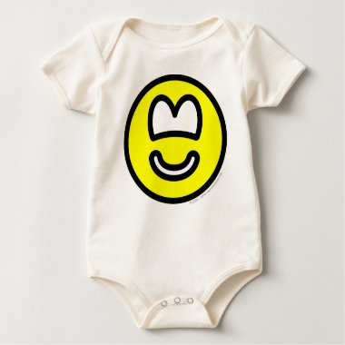 Cut out smile   baby_toddler_apparel_tshirt
