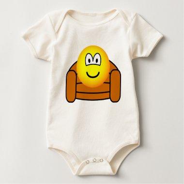Armchair emoticon   baby_toddler_apparel_tshirt