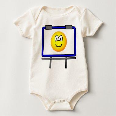 Billboard emoticon   baby_toddler_apparel_tshirt