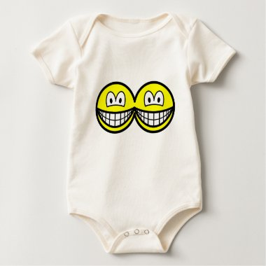 Siamese smile   baby_toddler_apparel_tshirt