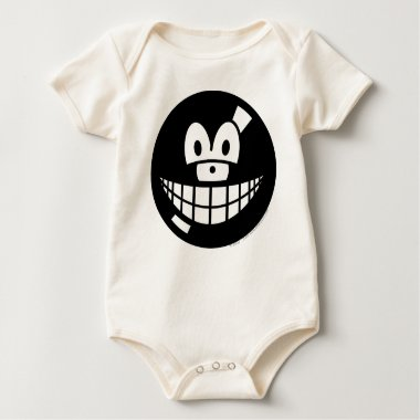 Record smile   baby_toddler_apparel_tshirt