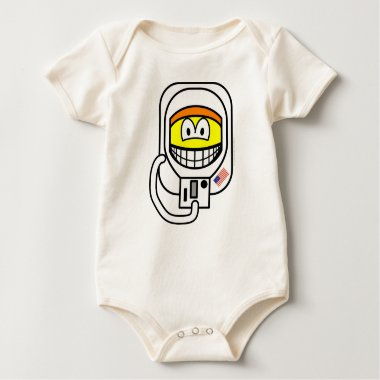 Astronaut smile   baby_toddler_apparel_tshirt