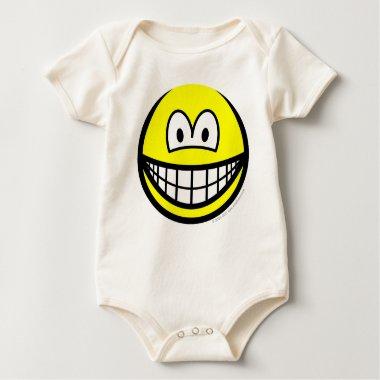 Bald smile   baby_toddler_apparel_tshirt