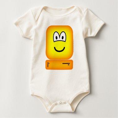 Computer emoticon   baby_toddler_apparel_tshirt