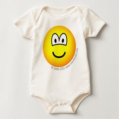 Baby emoticon   baby_toddler_apparel_tshirt