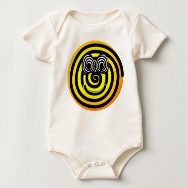 Spiral emoticon   baby_toddler_apparel_tshirt