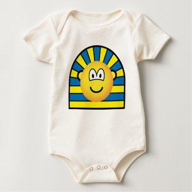 Mummy emoticon   baby_toddler_apparel_tshirt