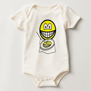 Embroidery smile   baby_toddler_apparel_tshirt