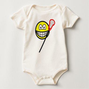 Lacrosse smile   baby_toddler_apparel_tshirt