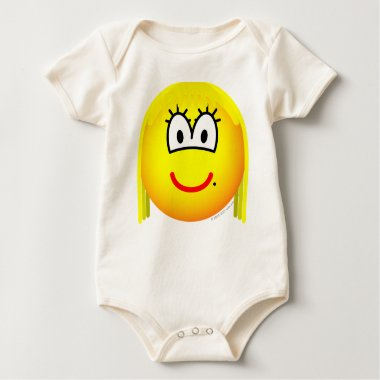 Samantha emoticon Sex and the City  baby_toddler_apparel_tshirt