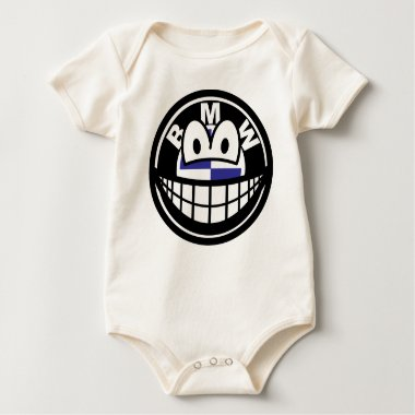 BMW smile   baby_toddler_apparel_tshirt
