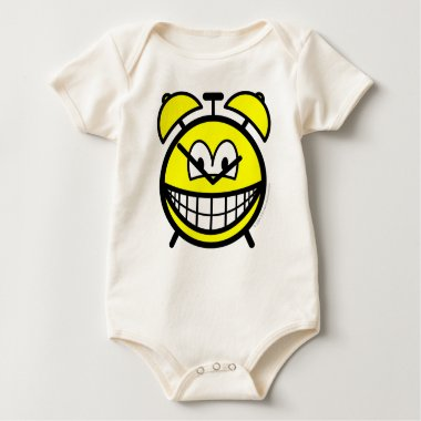 Alarm clock smile   baby_toddler_apparel_tshirt
