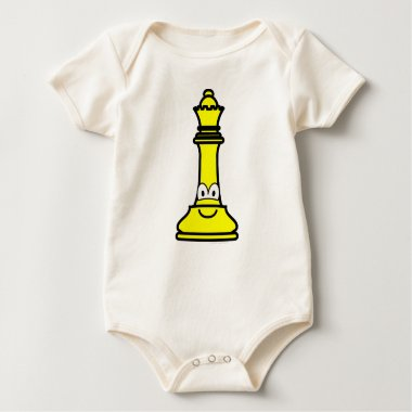 Queen Chess buddy icon  baby_toddler_apparel_tshirt