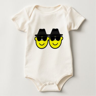 Blues Brothers buddy icons   baby_toddler_apparel_tshirt