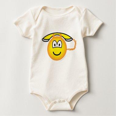 Telephone emoticon   baby_toddler_apparel_tshirt