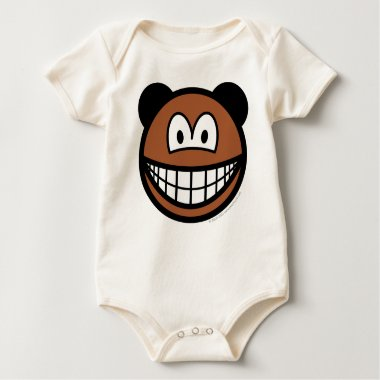 Bear smile   baby_toddler_apparel_tshirt