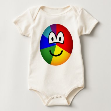 Pie chart emoticon   baby_toddler_apparel_tshirt