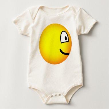 En profile emoticon Left  baby_toddler_apparel_tshirt
