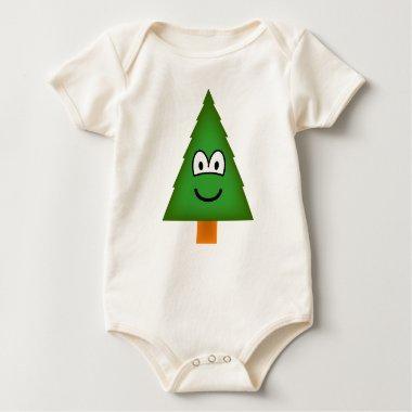 Conifeer emoticon   baby_toddler_apparel_tshirt