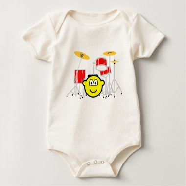Drumstel buddy icon   baby_toddler_apparel_tshirt