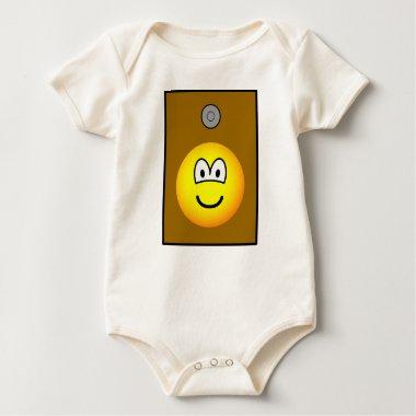 Loudspeaker emoticon   baby_toddler_apparel_tshirt