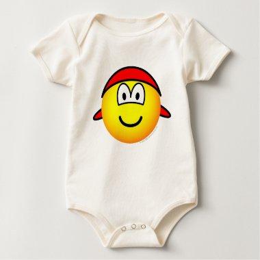 Bandana emoticon   baby_toddler_apparel_tshirt