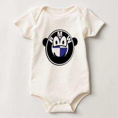 BMW buddy icon   baby_toddler_apparel_tshirt