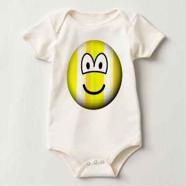 Stripey emoticon   baby_toddler_apparel_tshirt