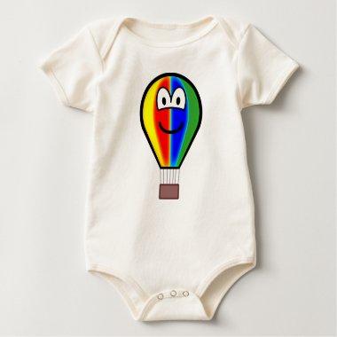 Balloon emoticon Colorful  baby_toddler_apparel_tshirt