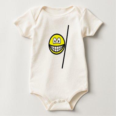 Bo smile martial arts  baby_toddler_apparel_tshirt