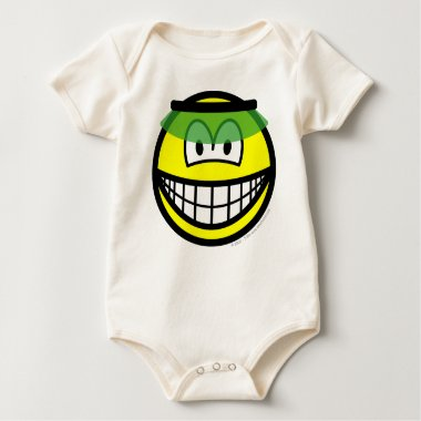 Accountant smile   baby_toddler_apparel_tshirt
