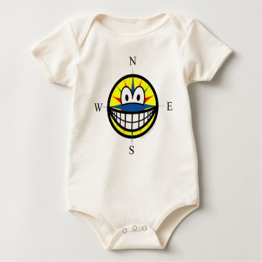 Compass smile   baby_toddler_apparel_tshirt