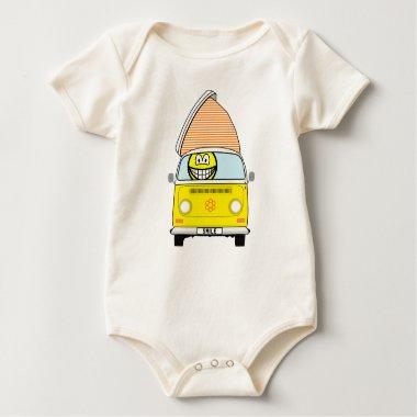 Campervan smile   baby_toddler_apparel_tshirt