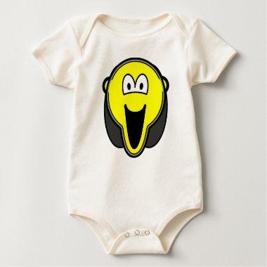 Scream buddy icon   baby_toddler_apparel_tshirt